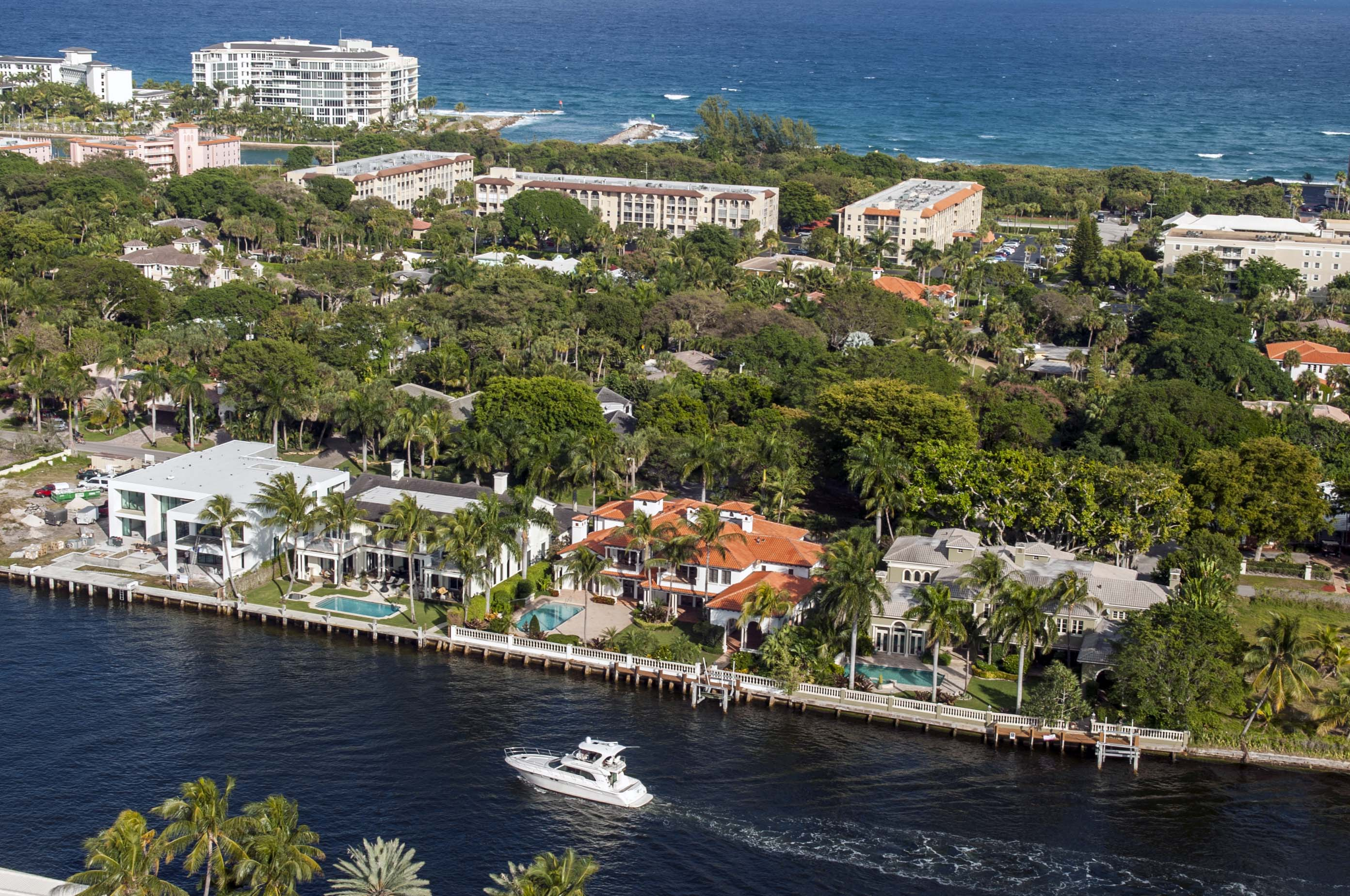 Boca Raton Beachfront Communities