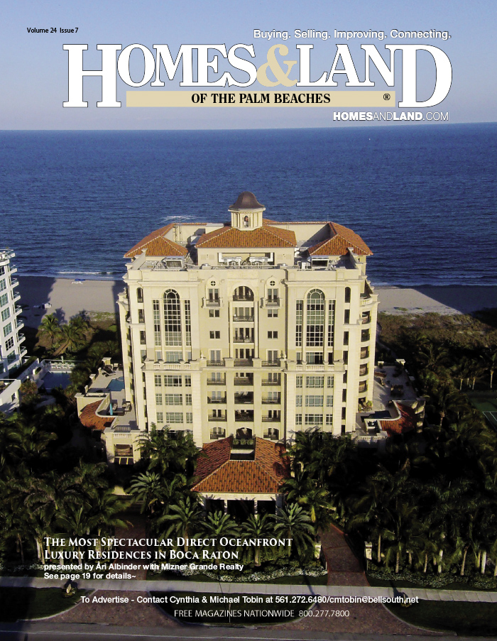 Homes and Land Magazine South Florida