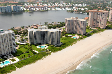 Sabal Shores Luxury Oceanfront Condos Boca Raton