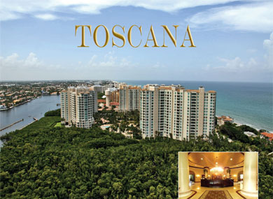 Toscana Luxury Condo Highland Beach FL