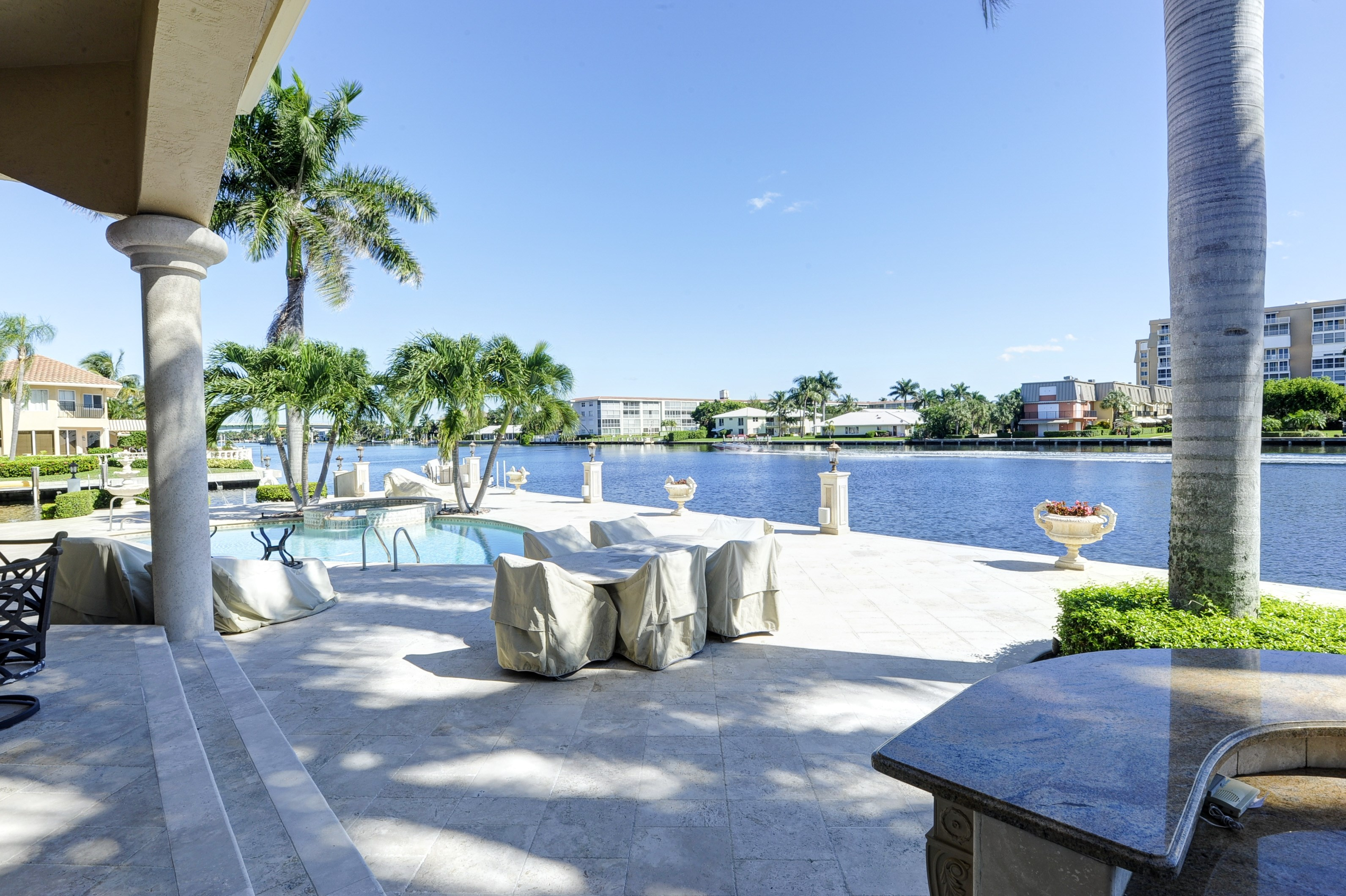 Tropic Isles Waterfront Delray Beach Fl