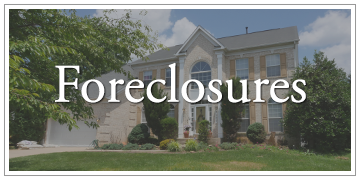 Foreclosures in Montgomery County MD