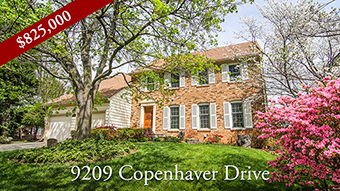 Home for Sale in Copenhaver Potomac