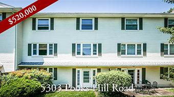 Home for Sale in Bethesda Overlook