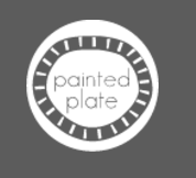 Painted Plate pic