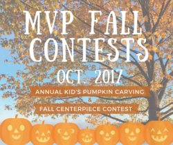 MVP Fall Contests