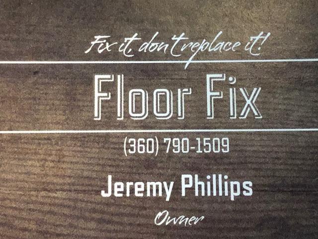 Floor Fix