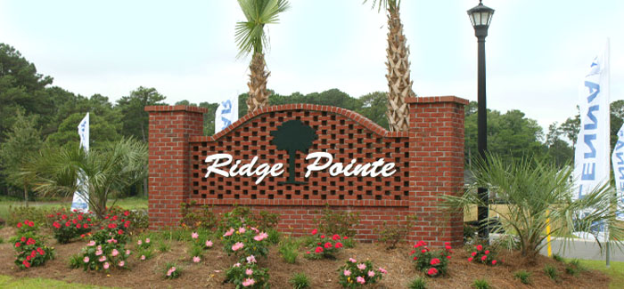 New Homes for Sale in Ridge Pointe