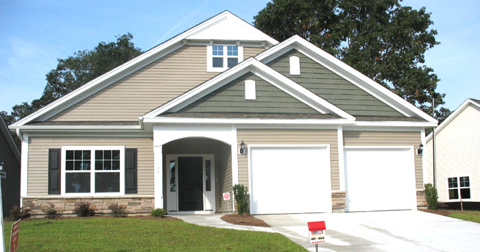 Homes in Cypress Village Little River SC