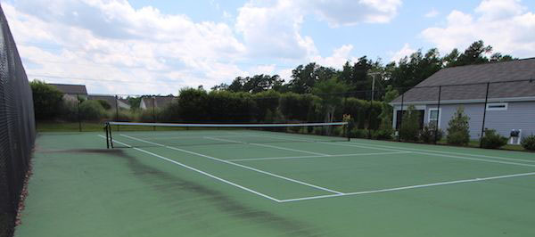 Lafayette Park Tennis Center