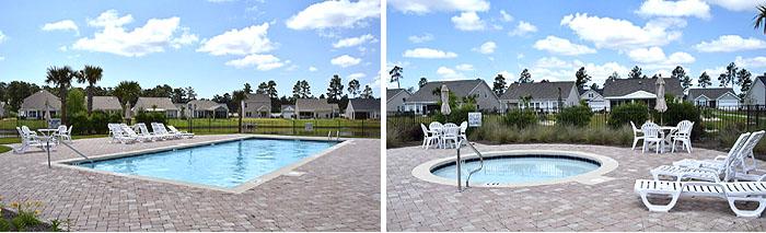 Pools in Summerlyn Carolina Forest