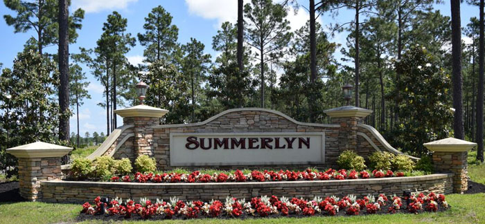 New Homes for Sale in Summerlyn Carolina Forest