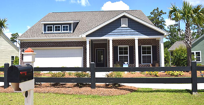 New Homes for Sale in Windsor Plantation
