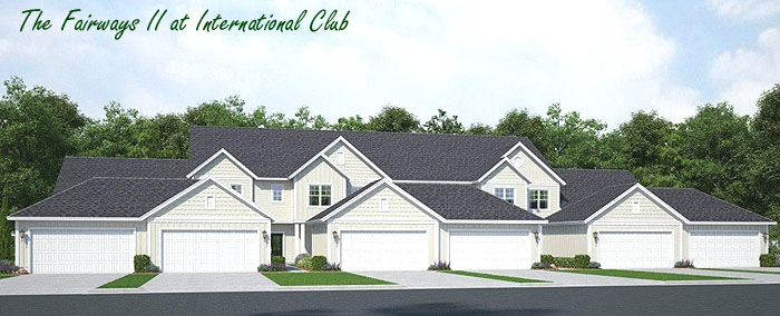 New Town Homes for Sale at Fairways II