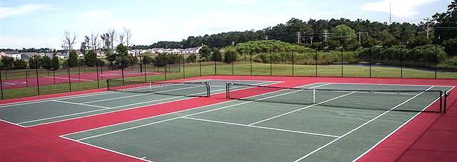 Cameron Village Tennis