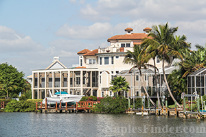 Canal Front Homes For Sale In Naples Florida