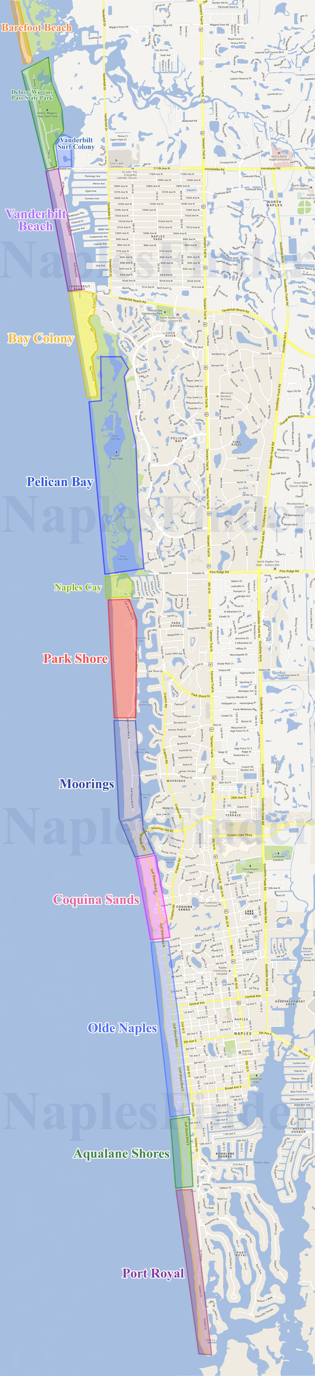 Beachfront Properties In Naples FL  Naples Real Estate On
