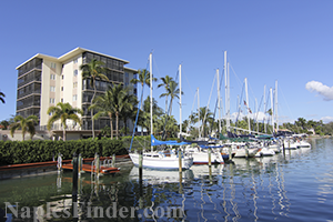 Naples Condos with Boat Dock