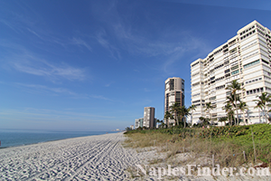 Vanderbilt Beach Condo West of 41