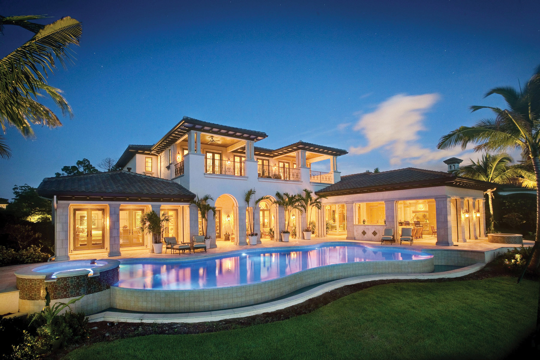 Search all naples southwest florida homes for sale for Most beautiful homes in florida