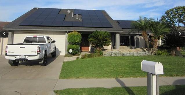 Warning Solar Energy