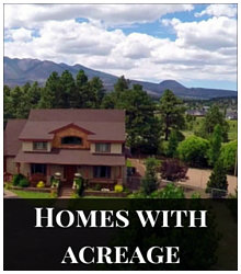 Flagstaff Homes for Sale with Acreage