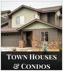 Flagstaff Townhouses and Condos for Sale