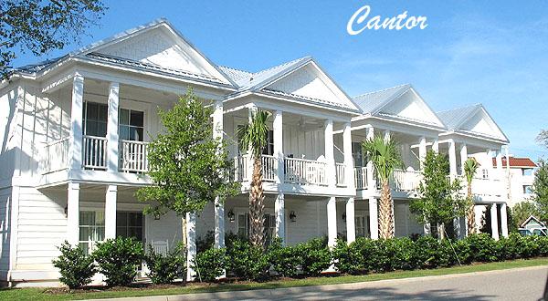 Cantor Villa North Beach Plantation
