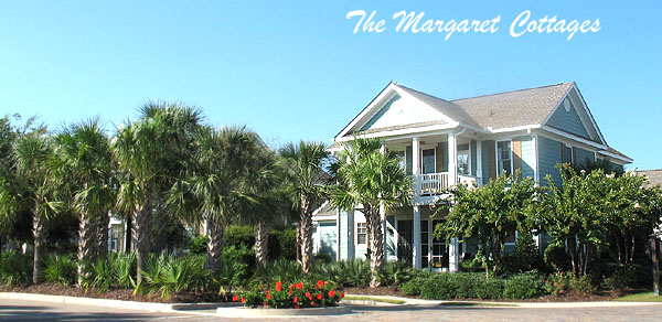 Margaret Cottages at North Beach Plantation