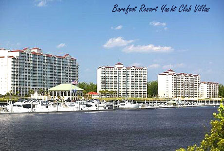 Barefoot Resort Yacht Club Villas North Myrtle Beach