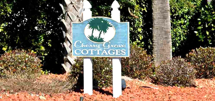 Cherry Grove Cottages Homes for Sale