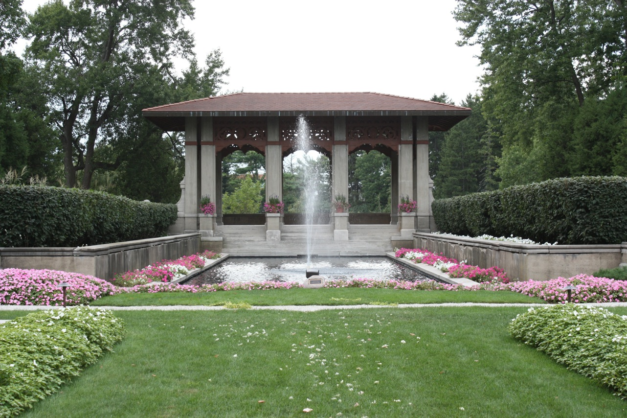 Armour House Lake Forest IL