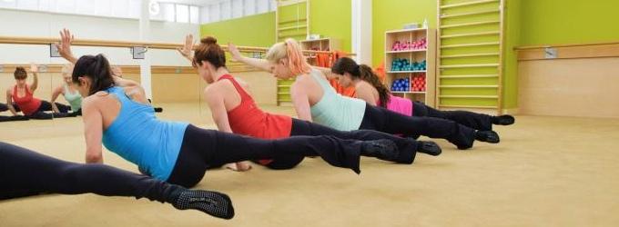 Dailey Method fitness center