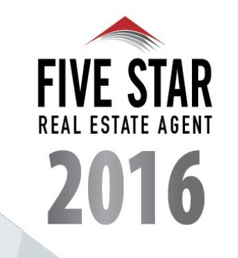 Five StarAgent award Anne West