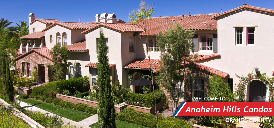 Anaheim hills condos for sale townhomes for sale in for King s fish house laguna hills