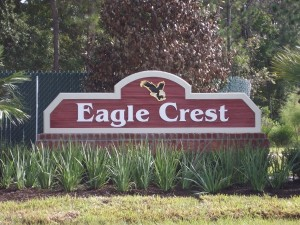 New homes in Eagle Harbor Fleming Island