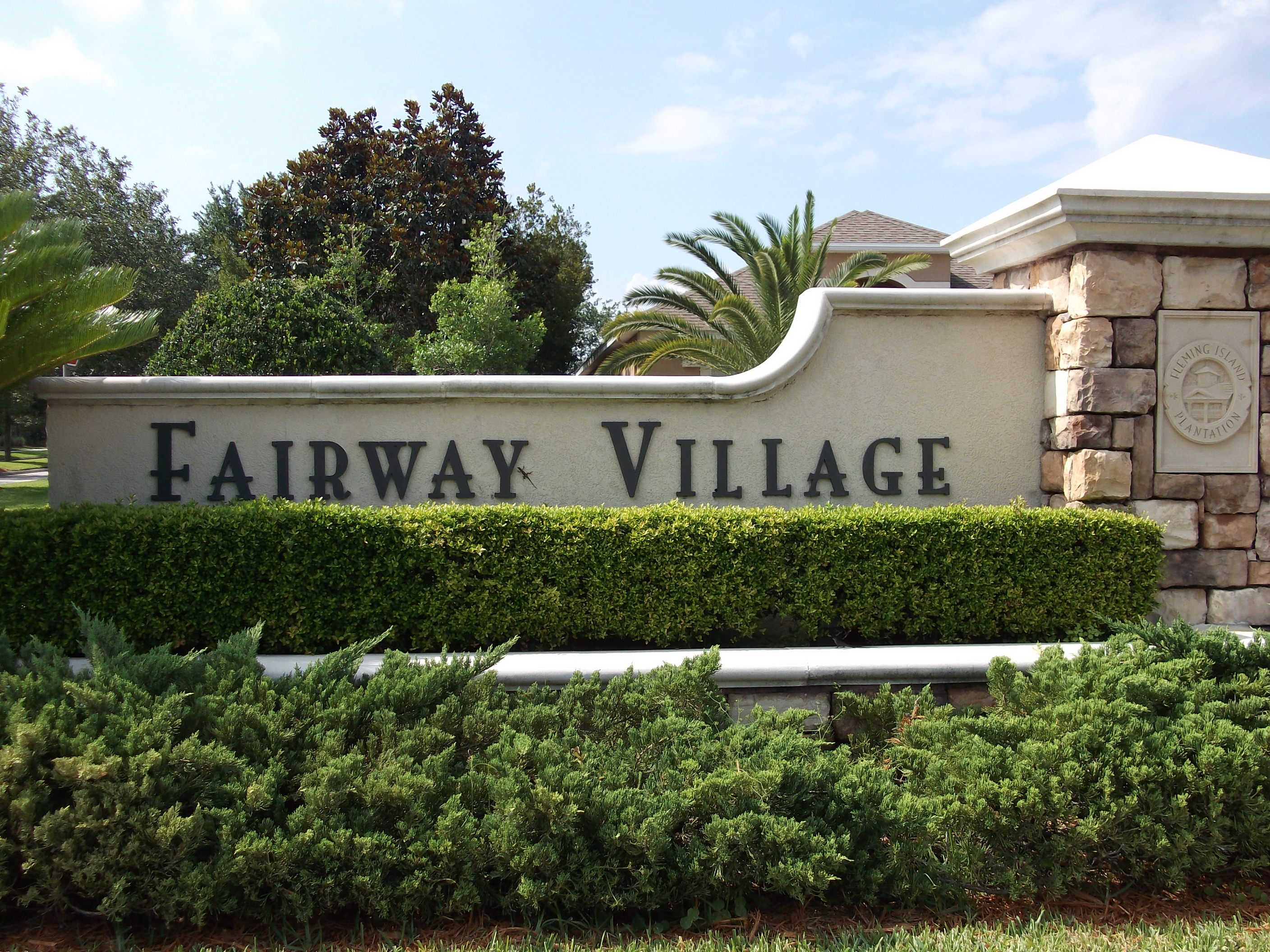 Fairway village at fleming island plantation fleming for Fairway house