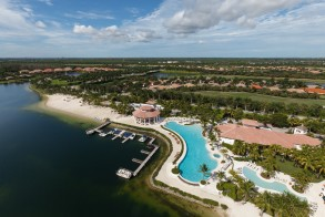 Miromar Lakes - A boating community