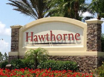 New Construction Hawthorne Gated Community In Bonita Springs