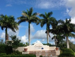 coral lakes in Cape Coral