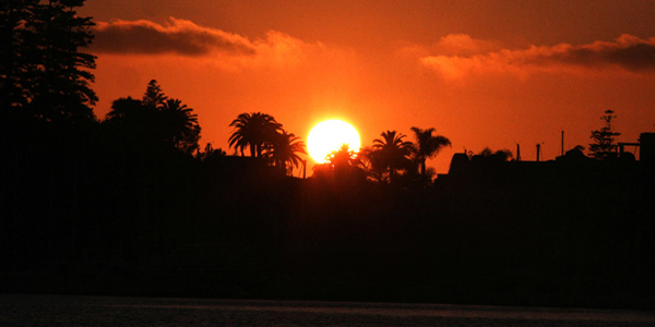 Coronado Sunset by Krassy Can Do It