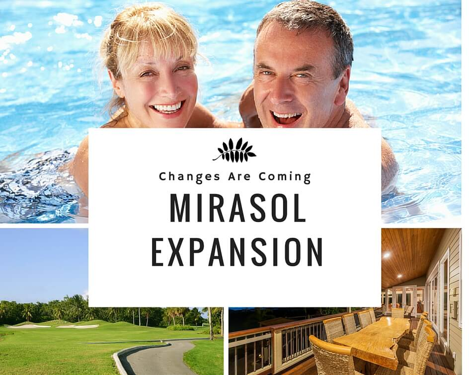 mirasol country club enhancements