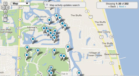 Palm Beach Property Map Search