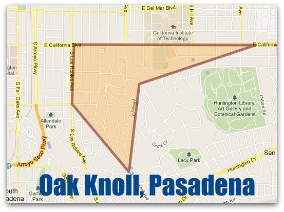 Oak Knoll Pasadena