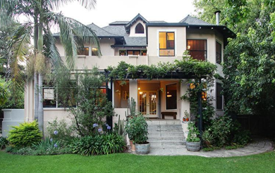 South Pasadena - Queen Ann Mission Revival Style Home