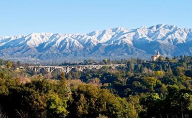 Pasadena Views from Buckingham Pl Estate