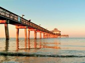 Pier on Fort Myers Beach