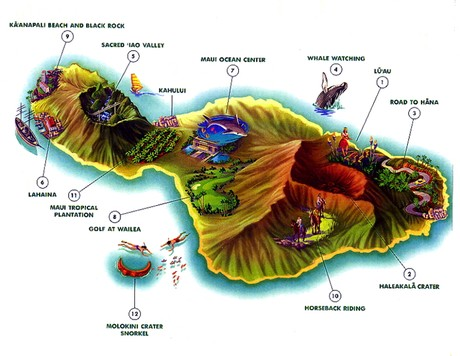 Top 10 Things to Do on Maui