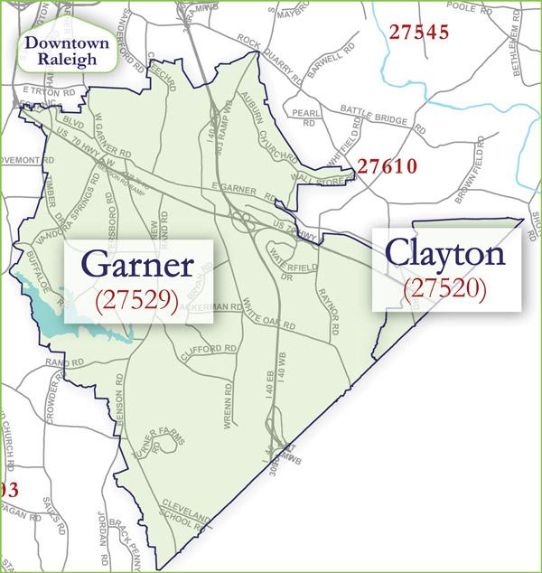 Johnston County Property Maps