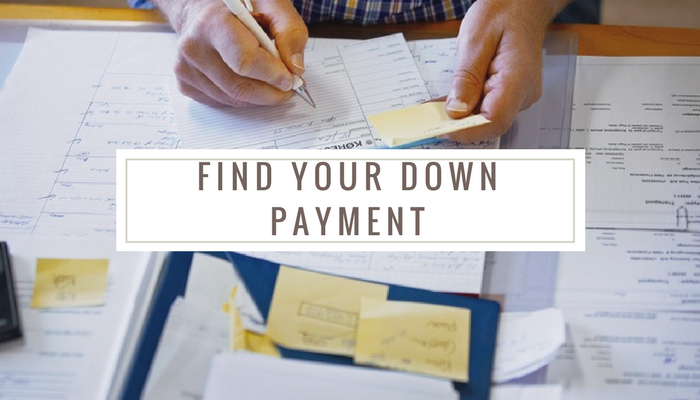 How to Come Up With a Down Payment